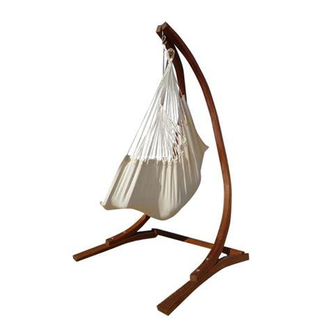 chaise hamac avec support support hamac chaise coolangatta avec bogota écru rallonge