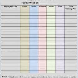 25 лучших идей на тему 171 attendance sheet template в