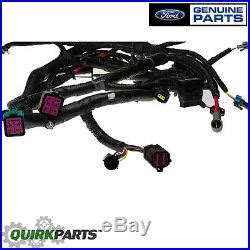 Ford Diesel Engine Wiring by 04 Ford F250 F350 Duty 04 05 Excursion 6 0l Diesel