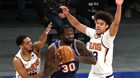 New York Knicks at Phoenix Suns odds, picks and prediction