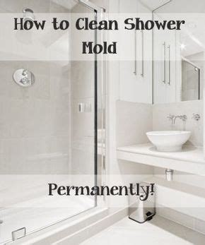 Best Ways To Clean Shower by 25 Unique Cleaning Shower Mold Ideas On