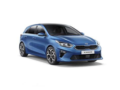 "Report The 2019 Kia Ceed Will Offer I30 N ""agility And"