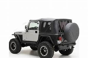 Smittybilt Soft Tops Replacement 07-09 Wrangler Jk