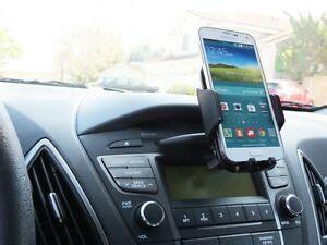 universal car slot smartphone holder mount best for uber lyft drivers