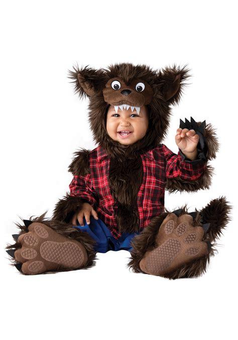 werewolf costume wee infant google