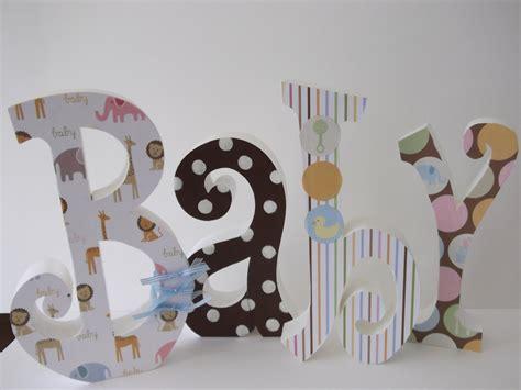baby letters wood letters nursery letters nursery decor home