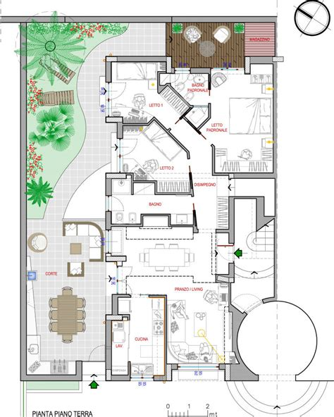 foto  space  stile layout  progetto homify