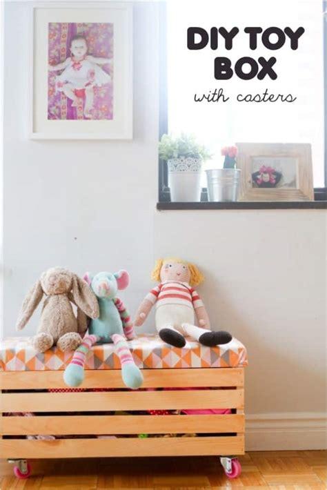 delightful diy toy storage ideas  red window