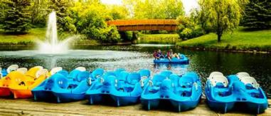 Bower Ponds Paddle Boat Rentals by Bower Ponds Amenities Activities The City Of Deer