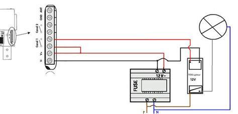 schema de commande eclairage tous les produits extel sont sur maisonic faites le bon