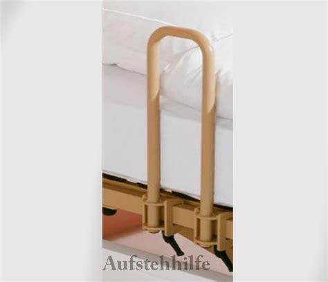 aufstehhilfe fuer pflegebetten krankenbetten burmeier