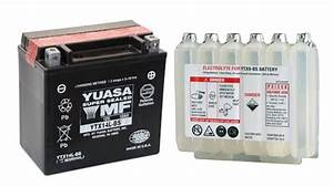 How To Fill A Motorcycle Battery With Acid