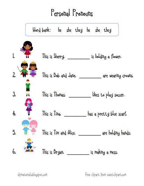 personal pronouns pdf drive slp kiddos