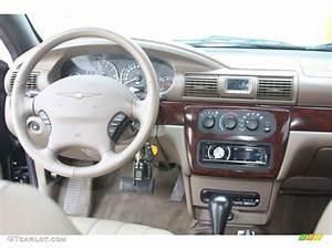 2001 Chrysler Sebring Lxi Convertible Sandstone Dashboard