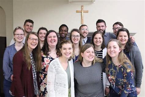 retreats mission trips st francis assisi parish newman