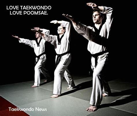 high form block love tkd love poomsae taekwondo