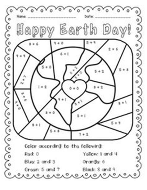 earth day math activities for preschoolers 1000 images about earth day on earth day 736