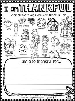 i am thankful free writing about gratitude whimsy