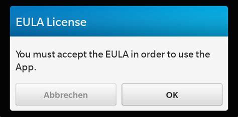user license agreementseula loyal