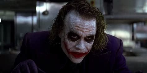 Christian Bale Says Heath Ledger Take Joker