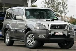 Hyundai Terracan 4wd 29 Crdi