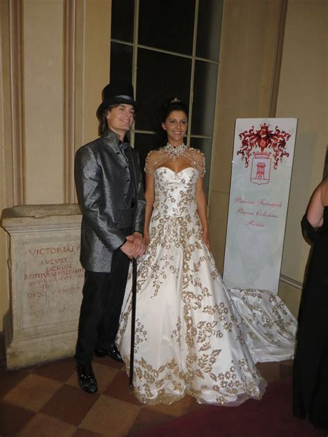 Emy Persiani by Cerimonie D Autore La Haute Couture 233 La Noblesse