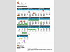 Calendario escolar Castilla y León 20172018 Noticiascyl