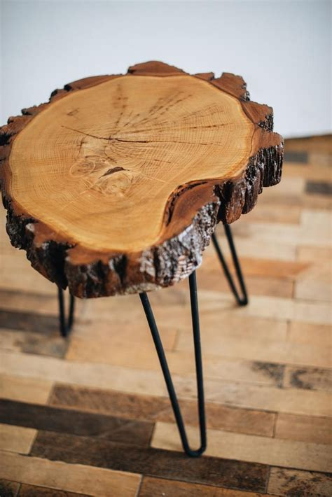 If you are mitering your edging, this will allow the. Live Edge Coffee Table, Rustic Coffee Table, Round Coffee ...