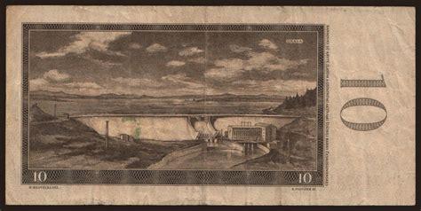 10 korun, 1960 | notafilia-kp.com