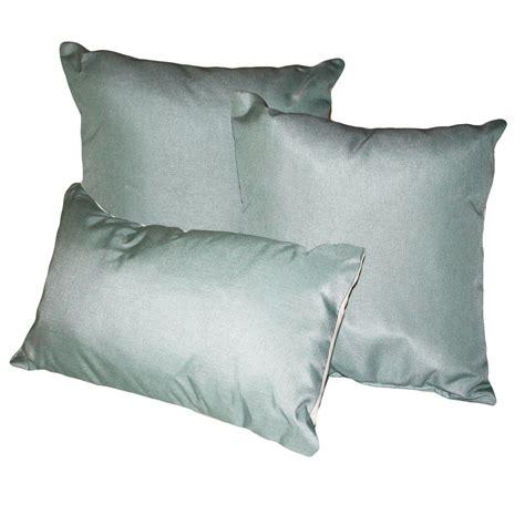 sunbrella outdoor pillows canvas spa sunbrella outdoor throw pillow dfohome
