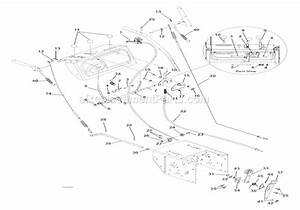 Ariens 926001 Parts List And Diagram