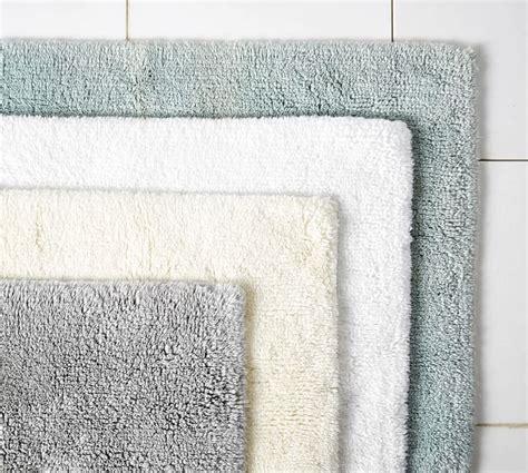 pb essential tufted bath rug pottery barn