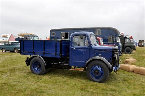 Bedford (winnie) O Type 1952 Tiper Truck Rougham
