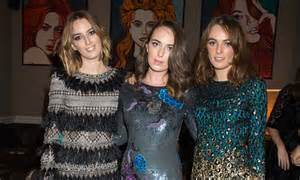duke  rutlands daughters  downton abbeys crawley sisters   angels daily mail