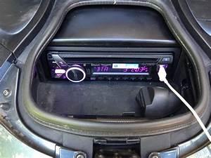 Bmw K1200lt Radio Replacement