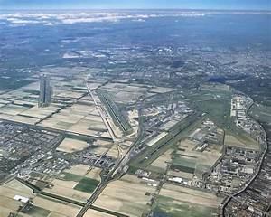 Eham Charts Aerial View Of Schiphol Amsterdam Airport The Netherlands