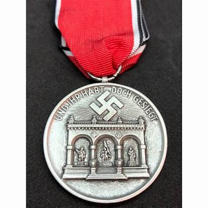 Blood Order Ribbon Orders Reich Medals Third
