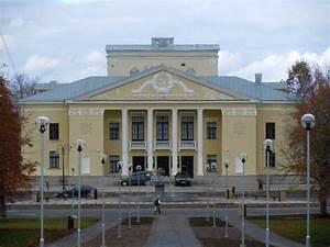 Kohtla-j U00e4rve Palace Of Culture  Estonia