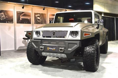 rhino xt jeep rhino xt una transformación del jeep wrangler que sorprende