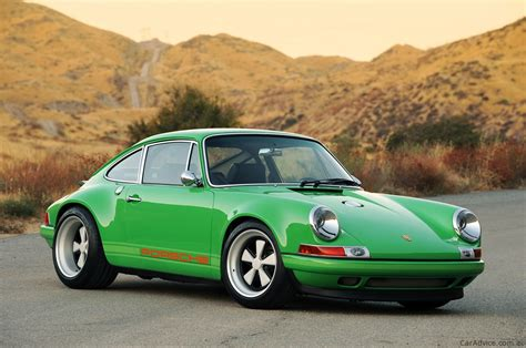 Porche Singer by Porsche 911 Singer Design Photos 1 Of 16