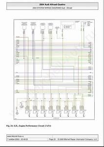 Audi A6 Allroad C5 Quattro Wiring Diagrams Page 25