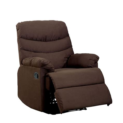 Microfiber Recliner by Flash Furniture Big And 350 Lb Capacity Gazette