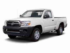 2010 Toyota Tacoma Values