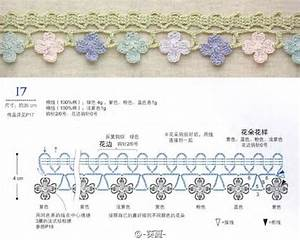 6 Lace Crochet Edges With Flowers  U22c6 Crochet Kingdom