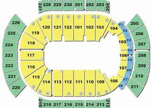 Gila River Arena Seating Charts Views Games Answers
