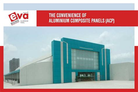 accessibility  aluminium composite panels acp  eva bond medium