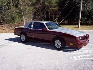 Blubaldmontess 1986 Chevrolet Monte Carlo Specs  Photos