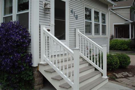 Porch Stair Handrail by Railing M A K E