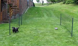 Dog fence kits for Easy dog fence ideas