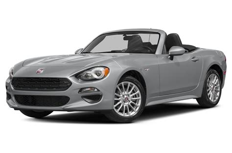 New 2018 Fiat 124 Spider  Price, Photos, Reviews, Safety